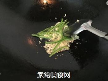 黑椒牛肉蝴蝶面的做法步骤:6