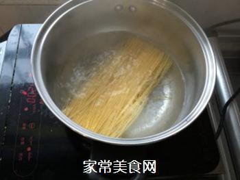 肉酱面的做法步骤:6