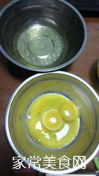 原味蛋糕卷的做法步骤:2