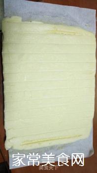 原味蛋糕卷的做法步骤:10