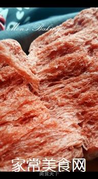 红吐司的做法步骤:14