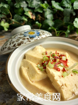 鱼汤炖豆腐的做法