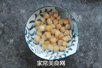 瑶柱鸡丝粥的做法步骤:2