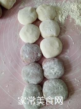 小熊豆沙包的做法步骤:6