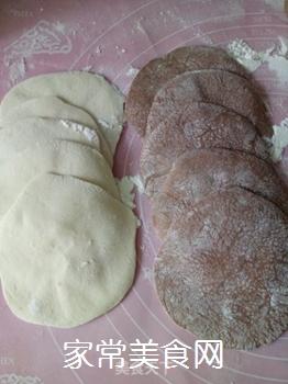 小熊豆沙包的做法步骤:7