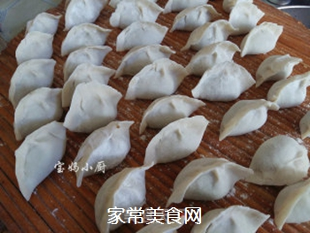 马肉馅水饺的做法步骤:10