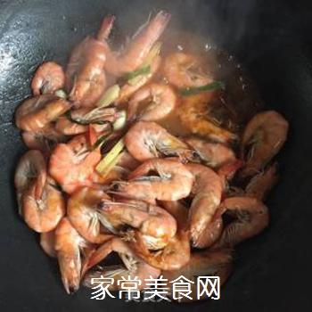 #信任之美#红烧大虾的做法步骤:6