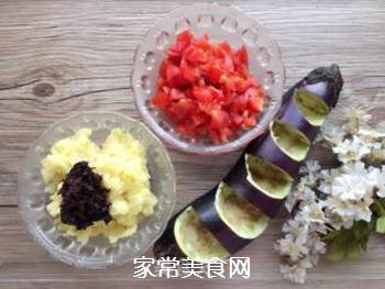 鱼香茄子的做法步骤:2