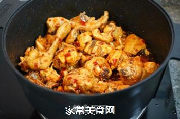 大盘鸡的做法步骤:14