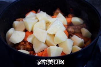 大盘鸡的做法步骤:16
