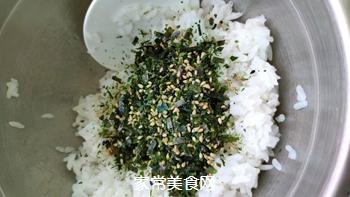 #爽口凉菜,开胃一夏!#鱼子酱小船寿司的做法图解3
