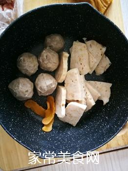 日常必备牛肉丸�@条汤的做法图解2