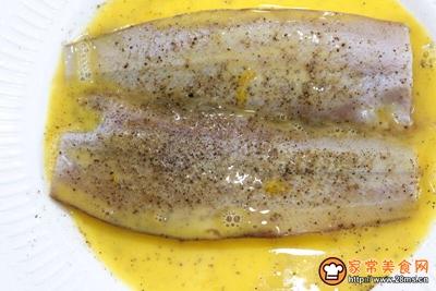 #520,美食撩动TA的心!#法式香煎龙利鱼意面的做法图解5