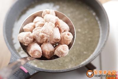#520,美食撩动TA的心!#菠萝咕唠肉的做法图解7