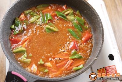 #520,美食撩动TA的心!#菠萝咕唠肉的做法图解8