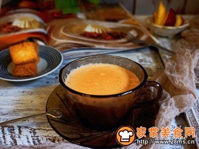 #520,美食撩动TA的心!#正宗港式丝袜奶茶的做法图解7