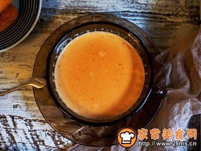 #520,美食撩动TA的心!#正宗港式丝袜奶茶的做法图解8