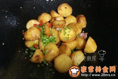 香煎土豆的做法图解7