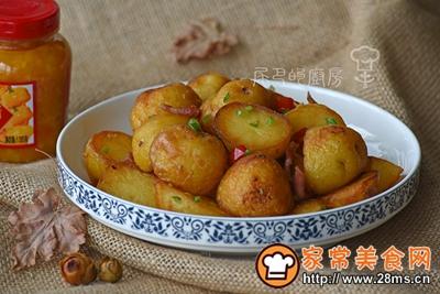 香煎土豆的做法图解8