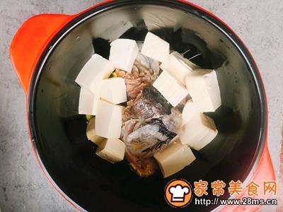 鱼头豆腐汤的做法图解7