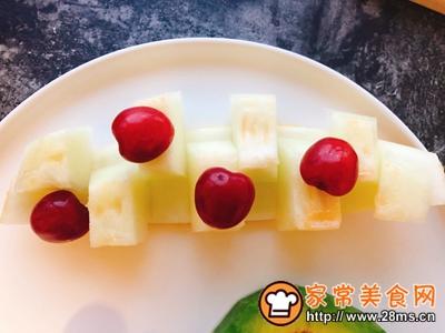 #童年不同样,美食有花样#水果餐的做法图解3