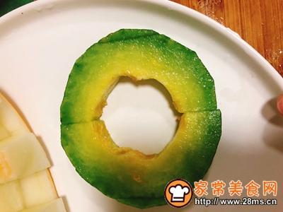#童年不同样,美食有花样#水果餐的做法图解5
