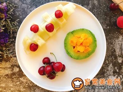 #童年不同样,美食有花样#水果餐的做法图解7