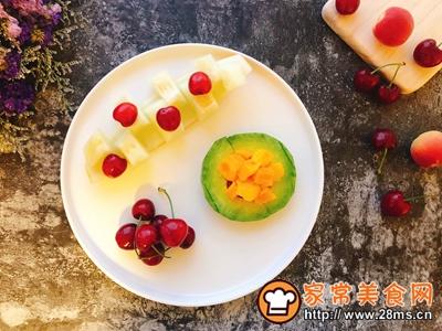 #童年不同样,美食有花样#水果餐的做法图解8