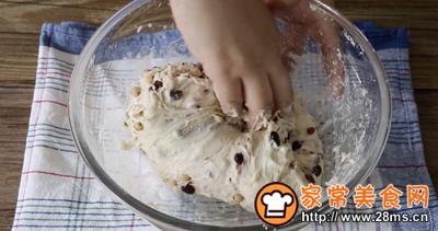 红豆薏米面包的做法图解5