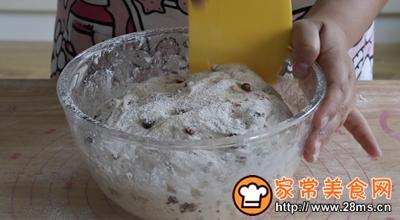 红豆薏米面包的做法图解8