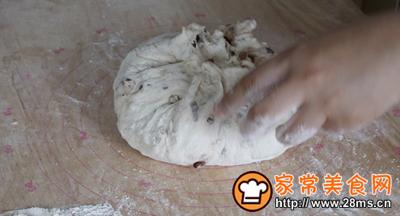 红豆薏米面包的做法图解9