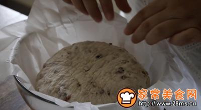 红豆薏米面包的做法图解11