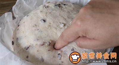红豆薏米面包的做法图解13
