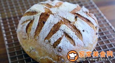 红豆薏米面包的做法图解18