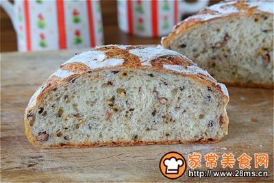 红豆薏米面包的做法图解19
