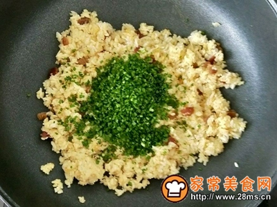 #童年不同样,美食有花样#咖喱蛋炒饭的做法图解5