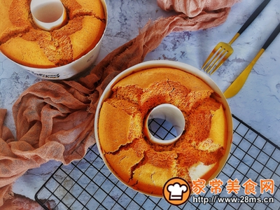#童年不同样,美食有花样#红茶纸模中空的做法图解10
