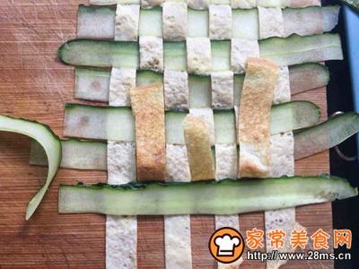 #童年不同样,美食有花样#儿童创意菠萝盖饭的做法图解9