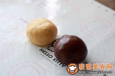 #童年不同样,美食有花样#小熊曲奇饼干的做法图解11
