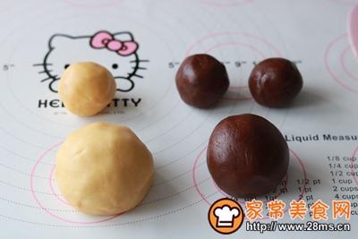 #童年不同样,美食有花样#小熊曲奇饼干的做法图解12