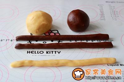 #童年不同样,美食有花样#小熊曲奇饼干的做法图解13