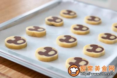 #童年不同样,美食有花样#小熊曲奇饼干的做法图解17