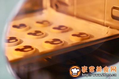 #童年不同样,美食有花样#小熊曲奇饼干的做法图解18