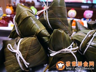 白果蜜枣粽的做法图解4