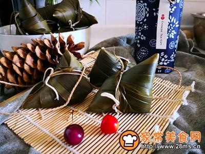 白果蜜枣粽的做法图解5