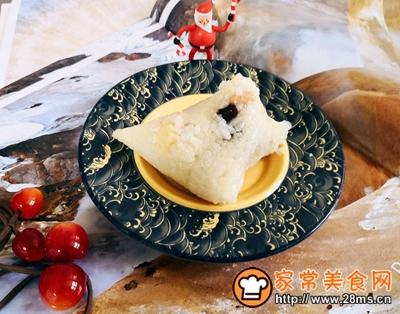 白果蜜枣粽的做法图解6