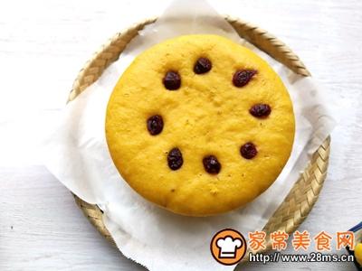 南瓜发糕#童年不同样,美食有花样#的做法图解13