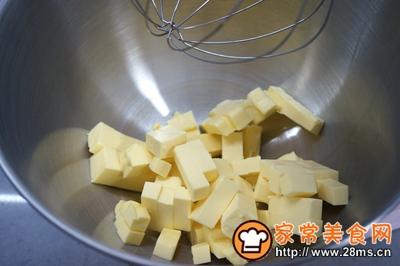 #童年不同样,美食有花样!#淡奶油曲奇的做法图解2