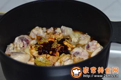 大盘鸡+蒸鸡蛋+炒花蛤的做法图解4