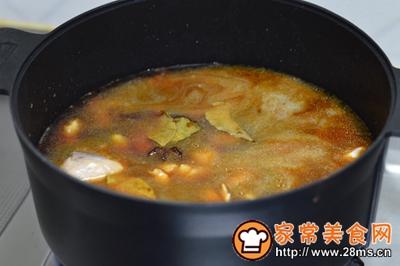 大盘鸡+蒸鸡蛋+炒花蛤的做法图解5